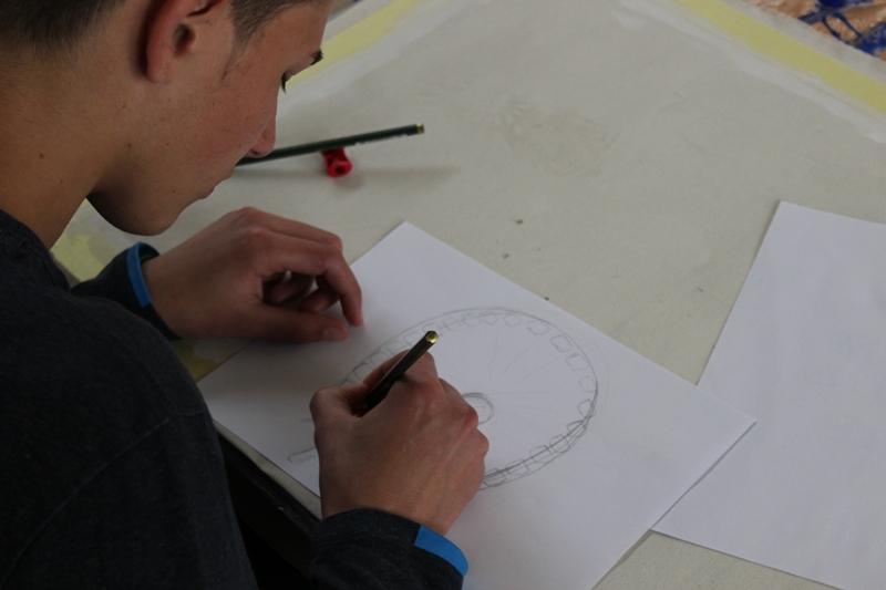 2. Stjepan Mrganic, Slikarska radionica, 6.4.2014 (4)