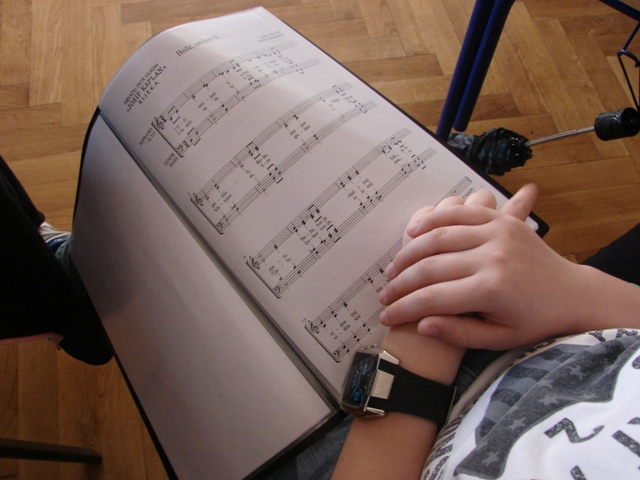 Radionica pjevanja, Stjepan Leovac